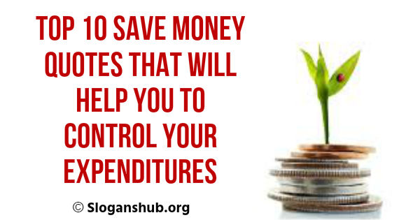 Save Money Quotes