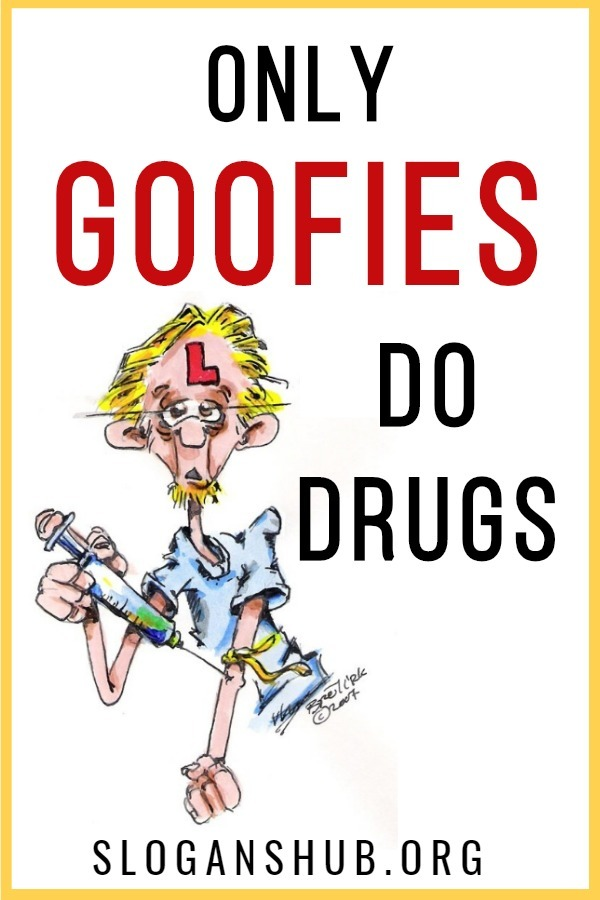 Anti Drug Posters for School Kids