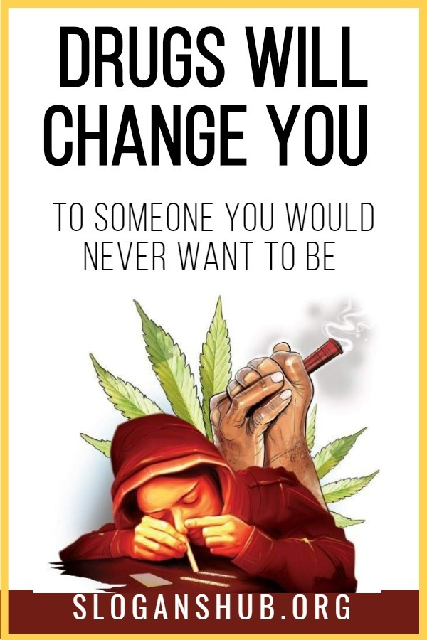 No to Drugs Posters