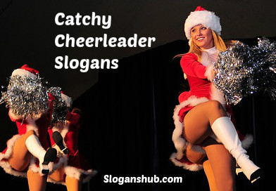 Cheerleader Slogans