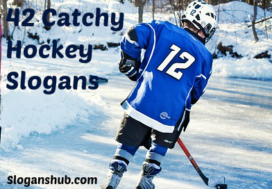42 Catchy Hockey Slogans