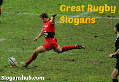 Rugby Slogans