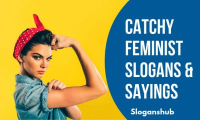 Feminist Slogans & Sayings