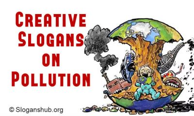 Slogans on Pollution