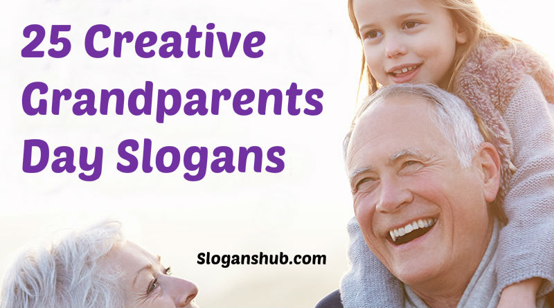 Grandparents Day Slogans