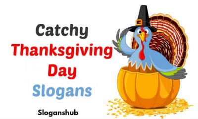 Thanksgiving Day Slogans