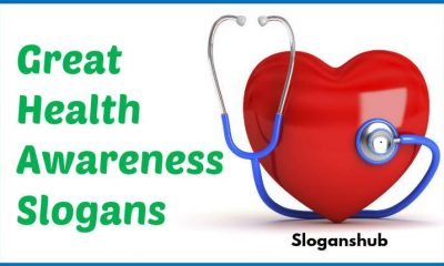 Health Awareness Slogans
