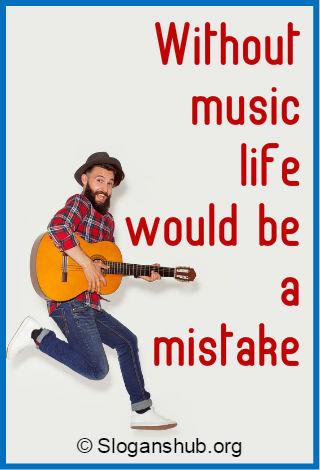 Music Slogans 1