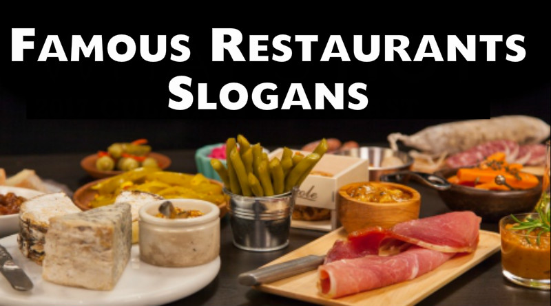 Food Slogans Ideas: 150 Best Consulting Slogans And Popular Taglines