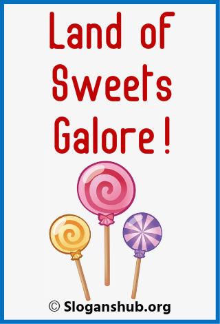 Candy Slogans