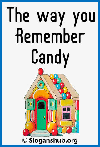 Candy Store Slogans 1