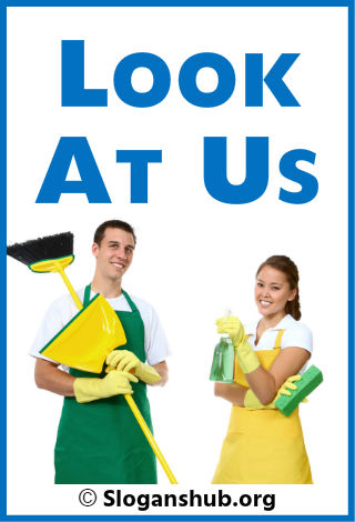 Cleaning Business Slogans 2