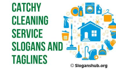 Cleaning Service Slogans and Taglines
