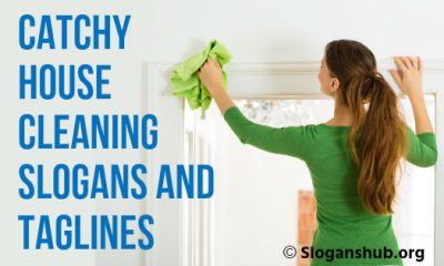 House Cleaning Slogans and Taglines