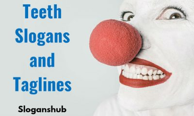 Teeth Slogans and Taglines