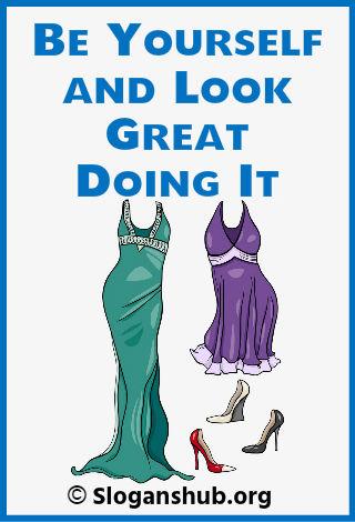 Clothing Slogans 5