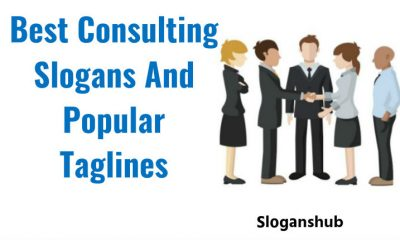 Consulting Slogans