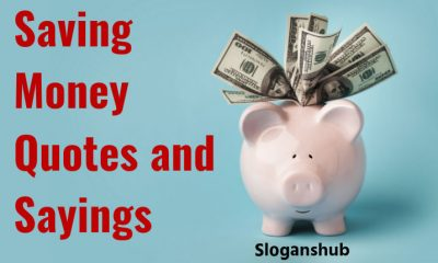 Saving Money Quotes and Sayings