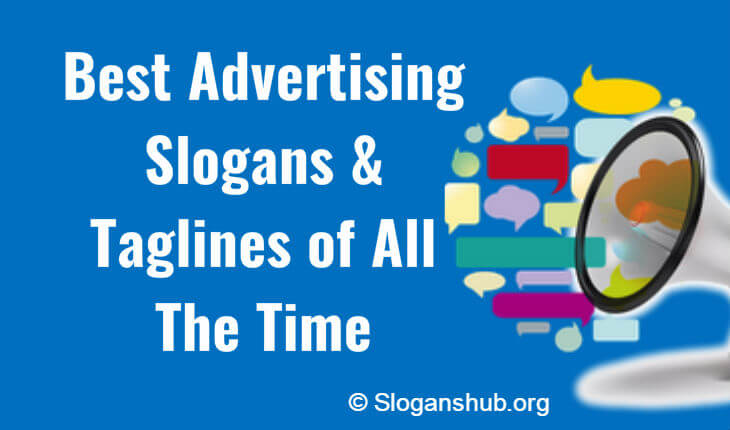 50 Best Advertising Slogans Amp Taglines Of All The Time