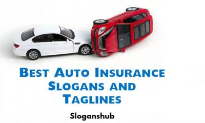 Auto Insurance Slogans and Taglines
