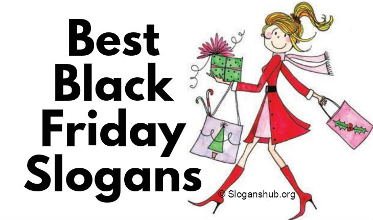 26 Best Black Friday Slogans For Sales And Advertising