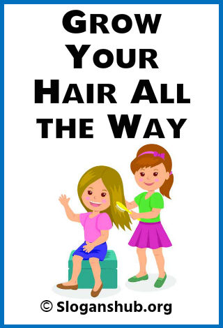 Slogans for Hair Products 1