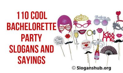 Bachelorette Party Slogans and Sayings