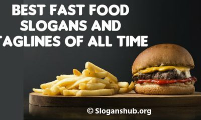 Fast Food Slogans and Taglines of All Time