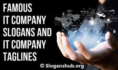 IT Company Slogans and IT Company Taglines