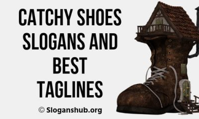 Shoes Slogans and Best Taglines