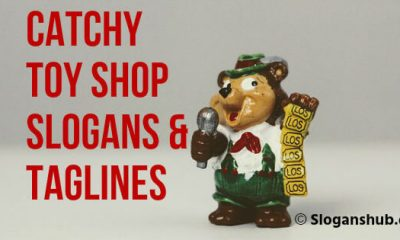 Toy Shop Slogans & Taglines