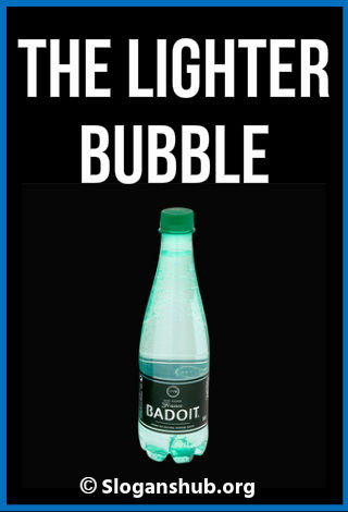 Bottled Water Slogans 1