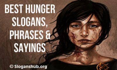 Hunger Slogans, Phrases & Sayings