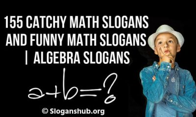 Math Slogans And Funny Math Slogans and Algebra Slogans