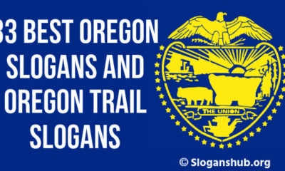 Oregon Slogans and Oregon Trail Slogans