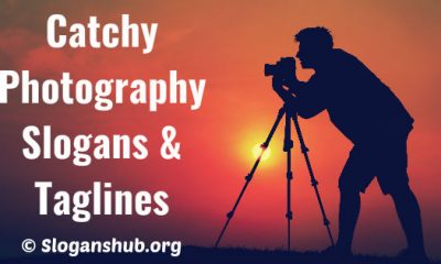 Photography Slogans & Taglines