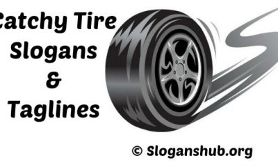 Tire Slogans and Taglines