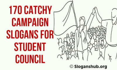 Campaign Slogans for Student Council