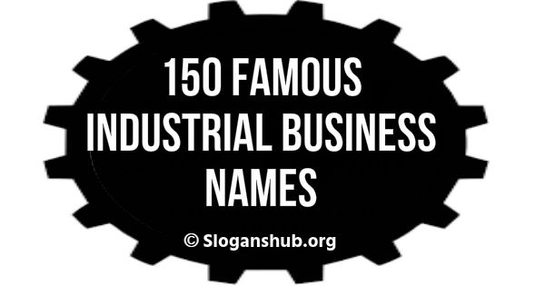 Industrial Business Names