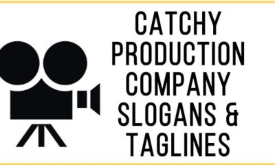 Production Company Slogans & Taglines
