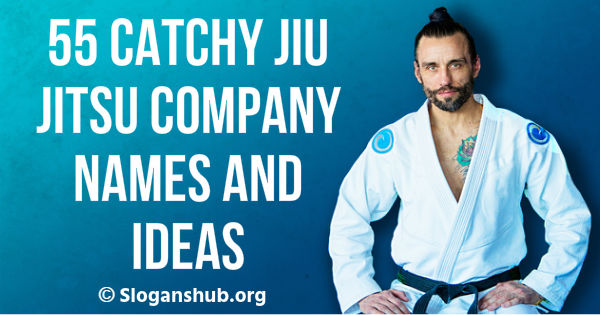 iu Jitsu Company Names and Ideas