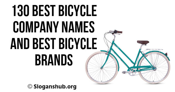 Bicycle Company Names and Best Bicycle Brands