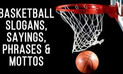 Basketball Slogans, Sayings, Phrases & Mottos
