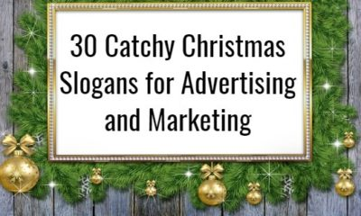 Christmas Slogans for Advertising and Marketing