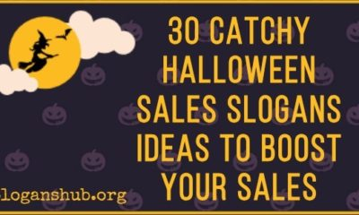Halloween Sales Slogans Ideas to Boost Your Sales