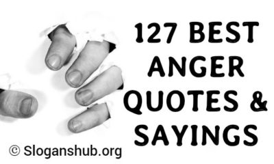 Anger Quotes & Sayings