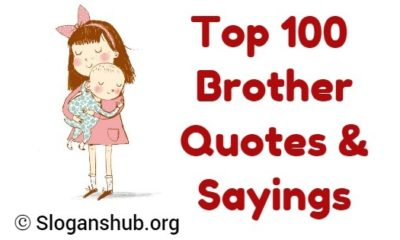 Brother Quotes & Sayings