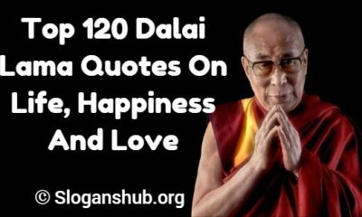 Dalai Lama Quotes On Life, Happiness And Love