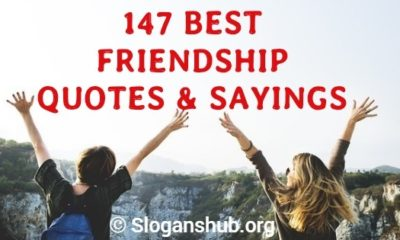 Friendship Quotes & Sayings