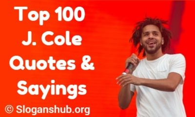 J. Cole Quotes & Sayings